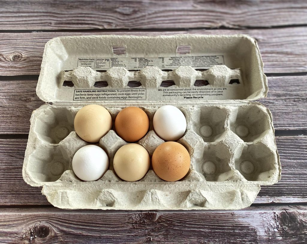 All Eggs Are Different