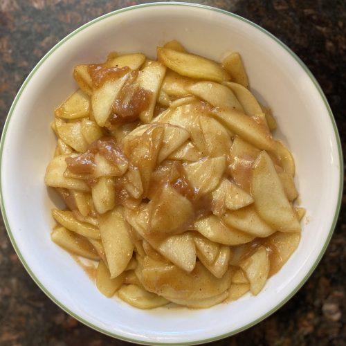 Pre-Pureed Applesauce