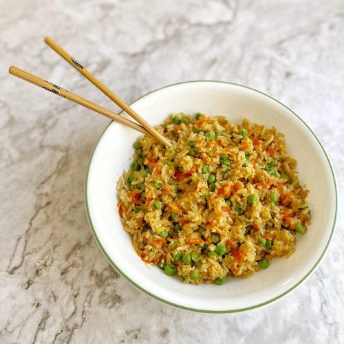 easy weeknight fried rice