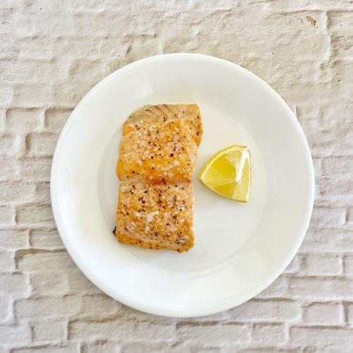 Easy, Baked Salmon